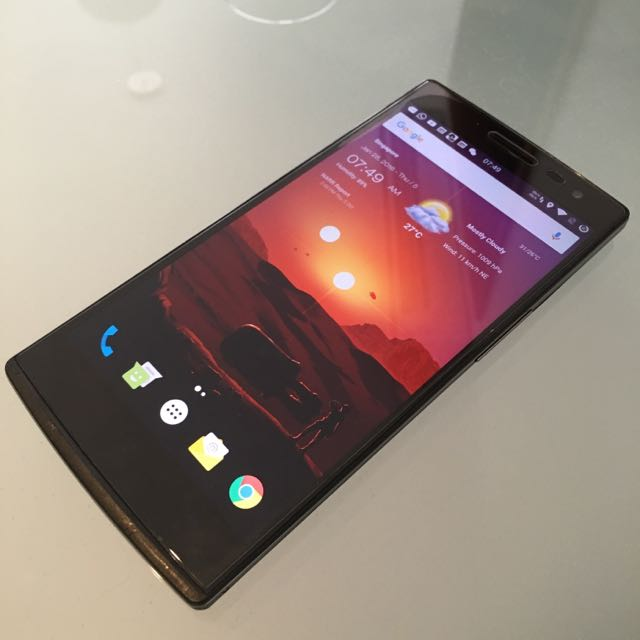 Oppo Find 7 QHD CM13 Android 6.0