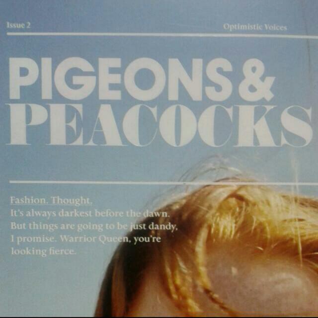 Pigeons & Peacocks Issue 2