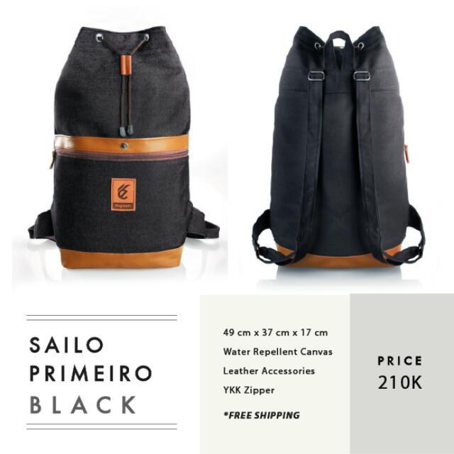 SAILO PRIMEIRO BLACK