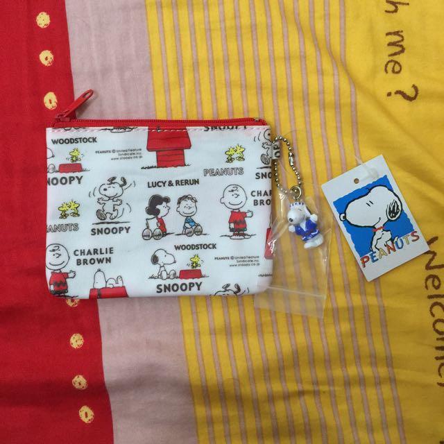Snoopy 零錢包