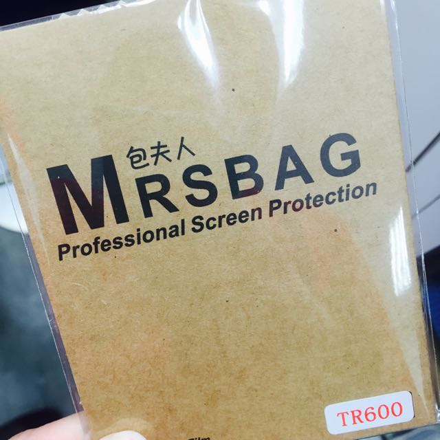 Tr70 /Tr600 螢幕保護貼