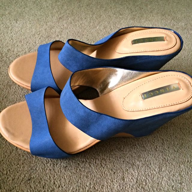 Vincci Platform Shoes Size 9