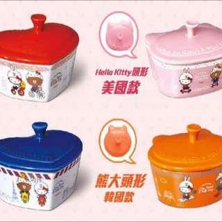 🚚 7-11 Kitty烤皿一組 (現貨)