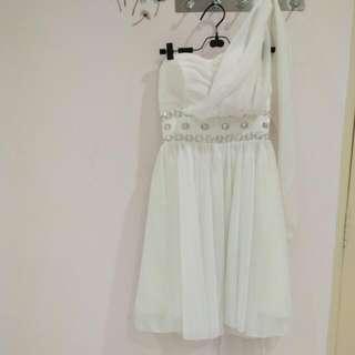 Pre❤ White Dress