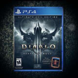 [Reserved] Diablo 3 PS4