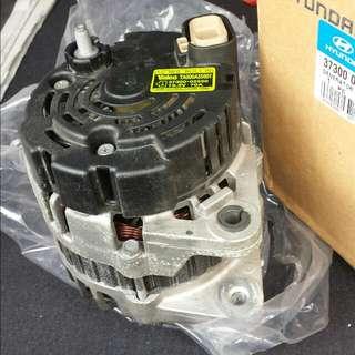 Selling Hyundai Getz 1.1 Alternator