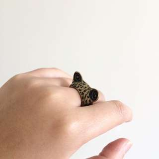 Cute Animal Ear Ring