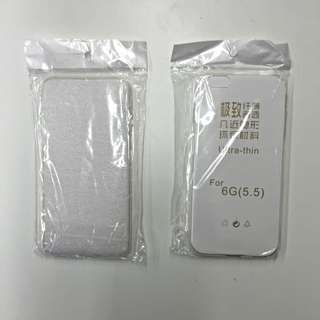 IPHONE 6+ Clear Ultra Thin Case