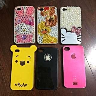 手機殼 iPhone 4/4s (2手)