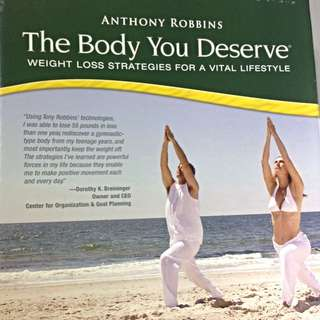 Anthony Robbins, The Body You Deserve