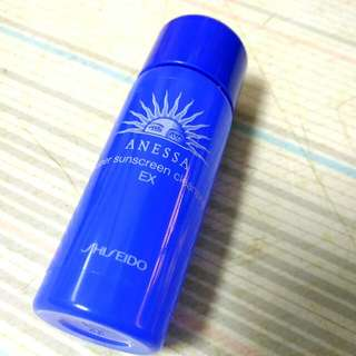 SHISEIDO 資生堂 安耐曬 全能潔膚油 卸妝油