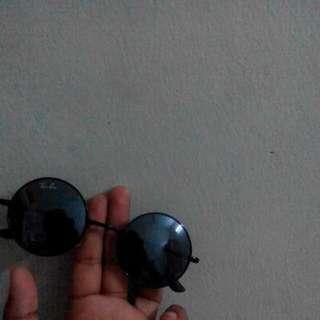 (inspired) circlular ray-ban sunglasses