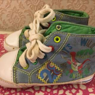 Mother care 專櫃寶寶鞋