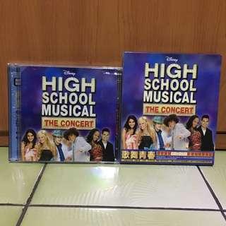 已預訂)歌舞青春 CD+DVD