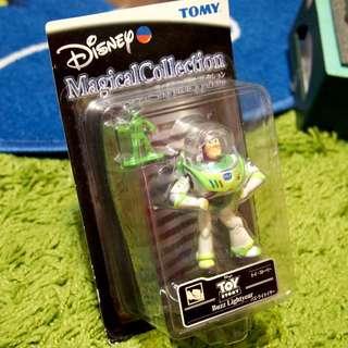 Disney 迪士尼 玩具總動員 Tomy Magical Collection 巴斯光年 吊卡