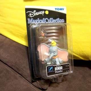 Disney 迪士尼 小飛象 Tomy Magical Collection 吊卡