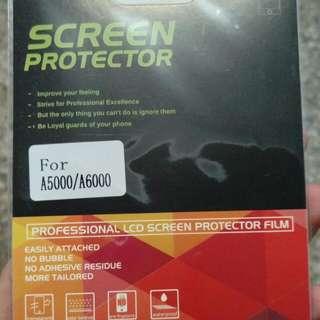 Sony a5000 a6000 單眼相機螢幕保護貼