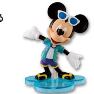 Wcf Disney 迪士尼公仔 米奇 現貨*1
