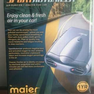 Maier Sports Autonizer