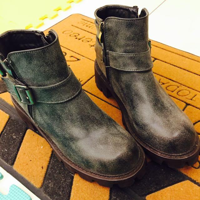 24.5仿舊靴子🌞