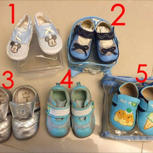 麗嬰房寶寶鞋、迪士尼寶寶鞋
