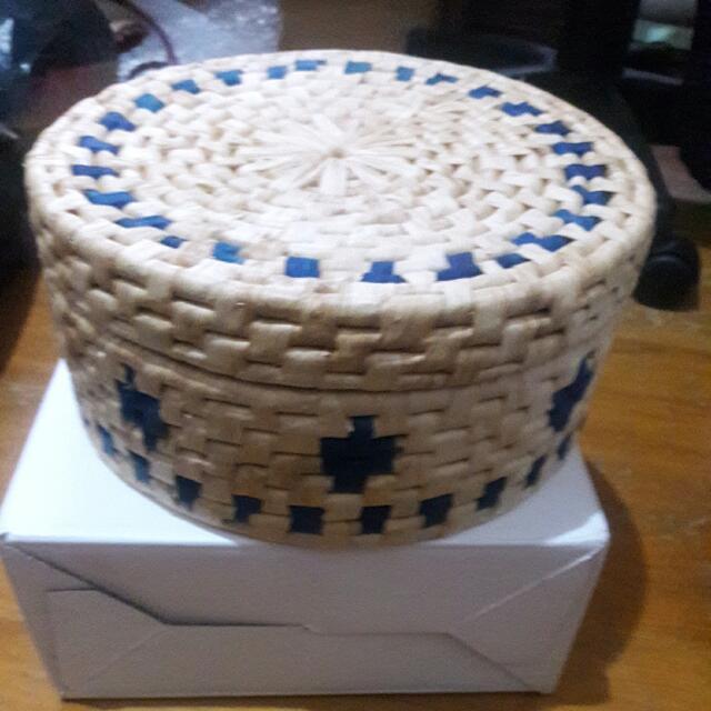編織置物籃