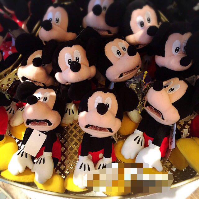 迪士尼驚嚇米奇