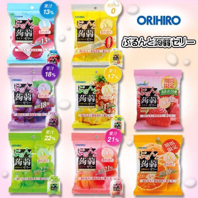 日本果汁蒟蒻(保留