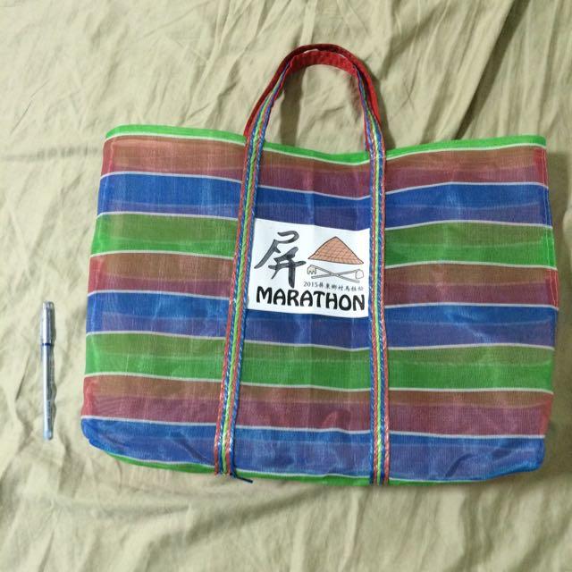 全新復古購物袋