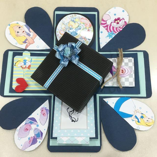 愛麗絲禮物盒