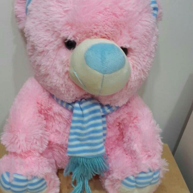 泰迪雄 娃娃