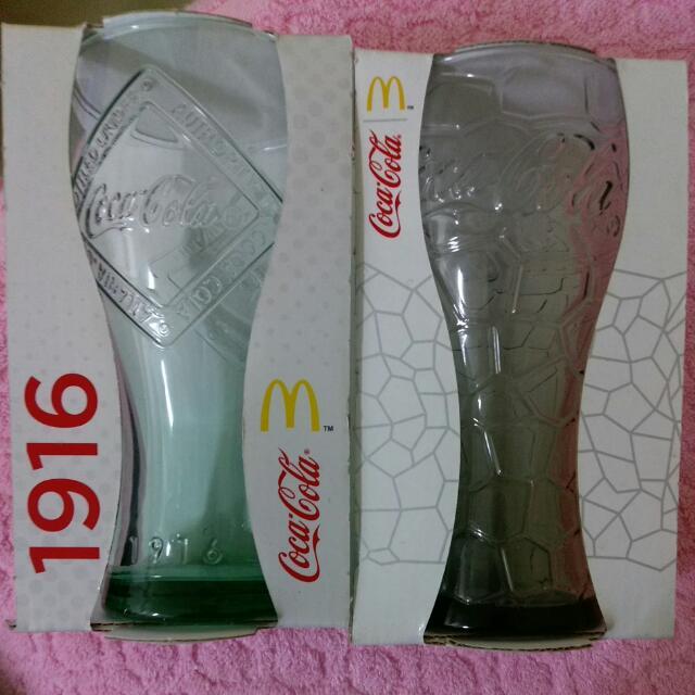 麥當勞 玻璃杯