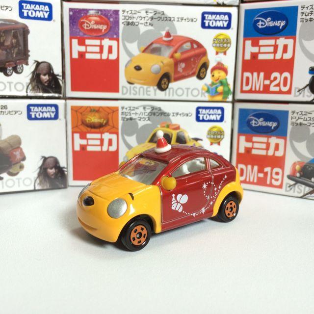🔰絕版 Tomica 2011 維尼 聖誕節車 迪士尼 Disney 多美 小汽車 Tomy Takara