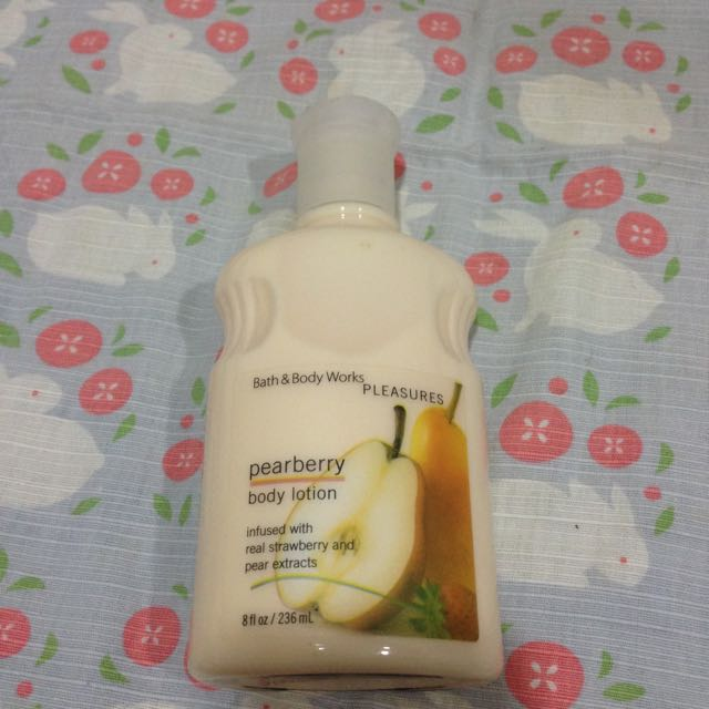 【過期全新】Bath &Body Works 身體乳液