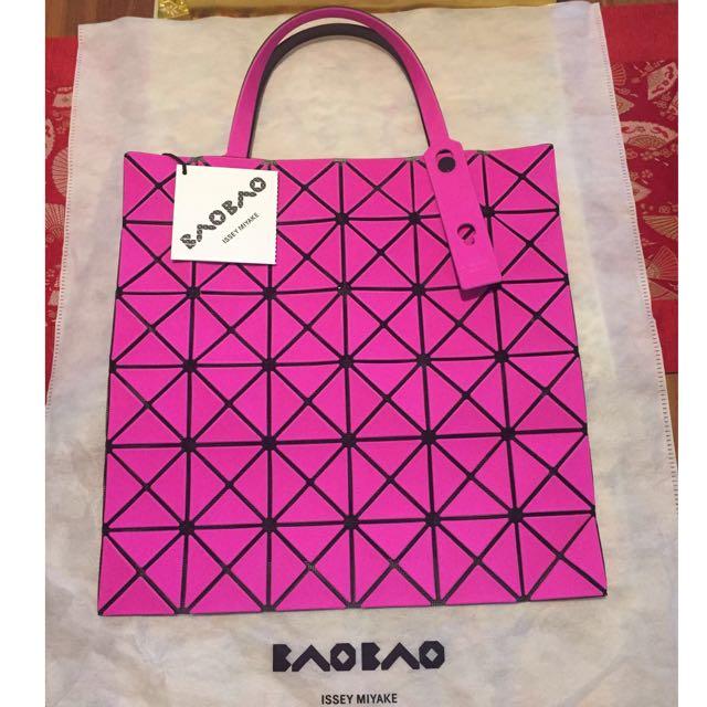 Lucent Matte Pink Issey Miyake Bao Bao ff14e1b94a360