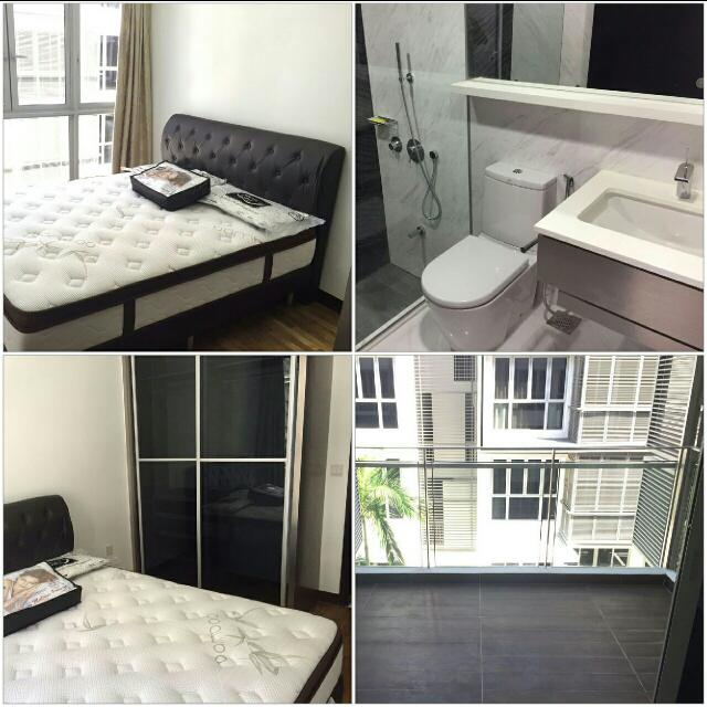 BNEW 1+1 Condo Unit For Rent!!!