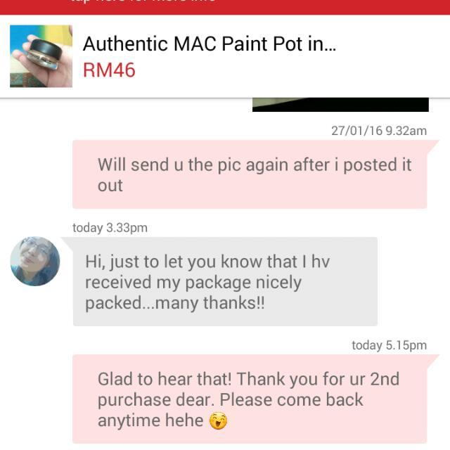 Customer Feedback 😚