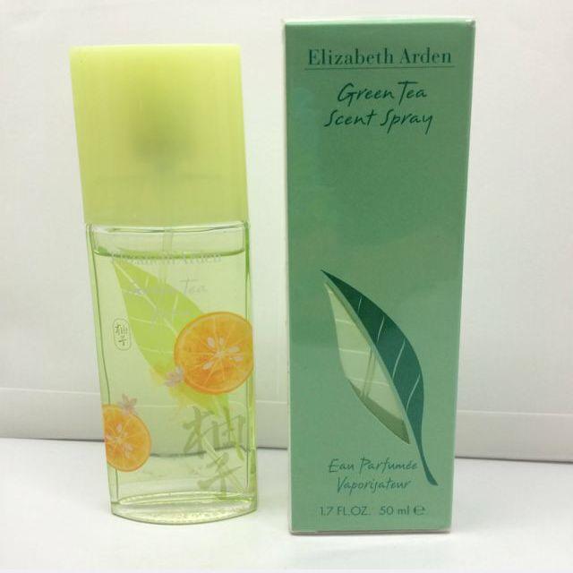 Elizabeth Arden 柚子 綠茶香水