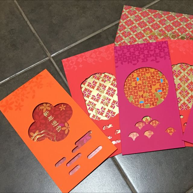 Frasers 2016 ang pow ang bao red packet for sale for Ang pow packet decoration
