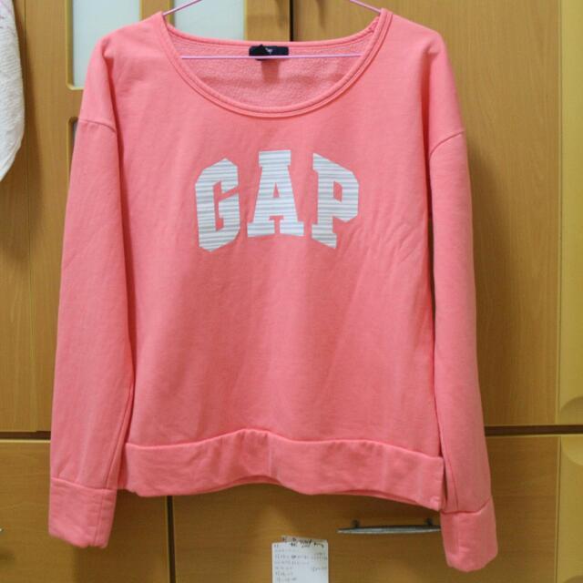 Gap 女版 內刷毛長袖上衣 S號