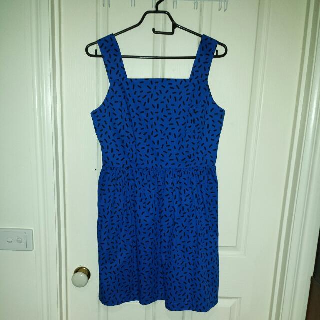 GORMAN Wahlala Rice To Meet You Dress