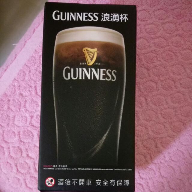 Guinness酒杯