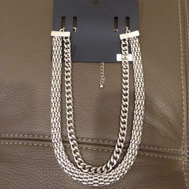H&M項鍊