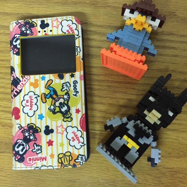 🎀(代售)iPhone 6/S(4.7)掀蓋式手機殼!米妮~