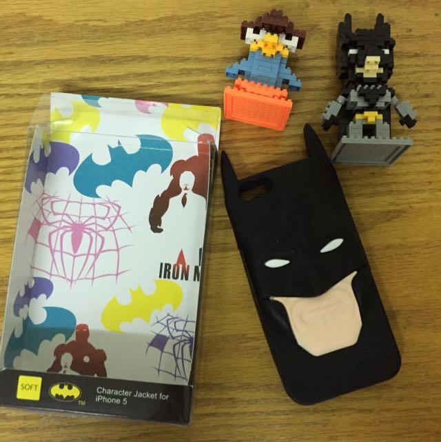 🎀(代售)iPhone 6/S(4.7)蝙蝠俠手機殼!