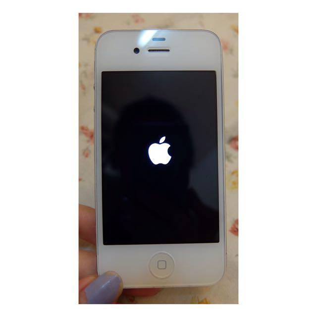 iPhone 4S 32G 保存良好,使用正常