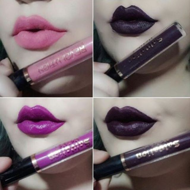 Make up Revolution Salvation Velvet Lip Lacquer What I Believe