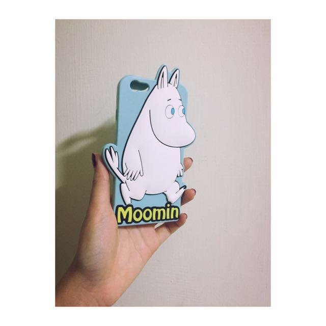 Moomin 嚕嚕咪 手機殼i6