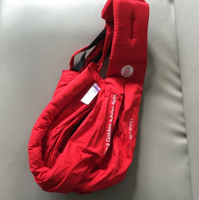 SG 50 sling and Instruction Booklet