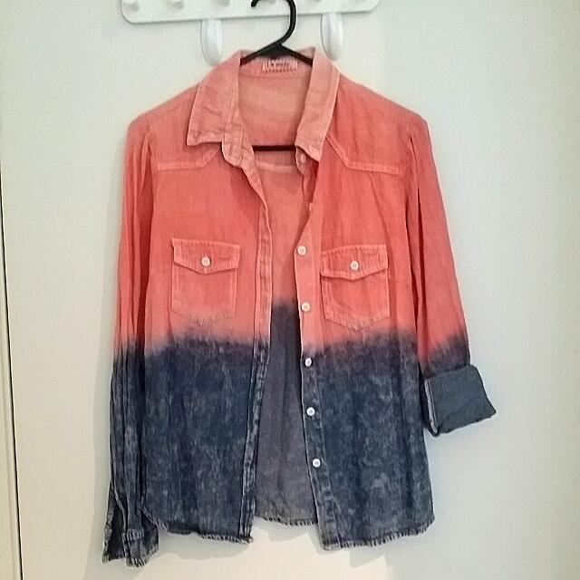 Two-toned Shirt